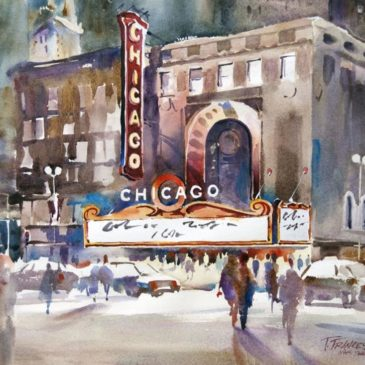 Chicago Art by Tom Francesconi