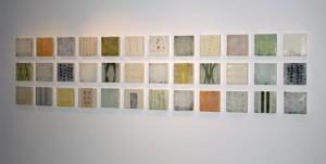 002-Rinaldi--Fugue Installation, Circa, each 8x8, 2012